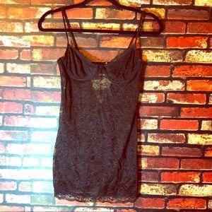 34B Black Lace Victoria Secret Lingerie Gown